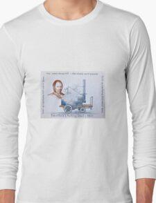 Richard Trevithick Long Sleeve T-Shirt