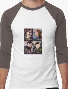 Descendants of the Sun Men's Baseball ¾ T-Shirt
