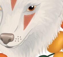 God of Wolves Sticker