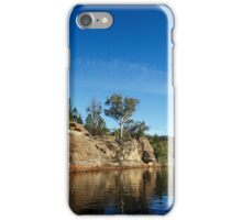 Cliff side iPhone Case/Skin