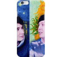 the light to my darkness iPhone Case/Skin