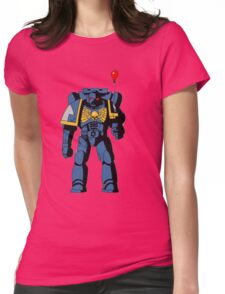 The codex approves Womens Fitted T-Shirt