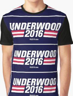 Underwood 2016 (Rectangular) Graphic T-Shirt