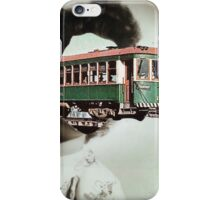 Train Wreck  iPhone Case/Skin