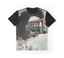 Train Wreck  Graphic T-Shirt