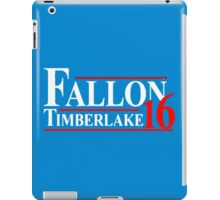 Fallon Timberlake 16 Presidential Political iPad Case/Skin