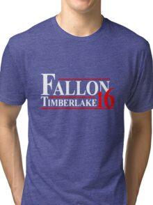 Fallon Timberlake 16 Presidential Political Tri-blend T-Shirt