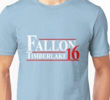 Fallon Timberlake 16 Presidential Political Unisex T-Shirt