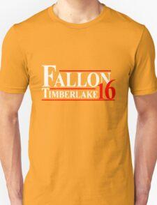 Fallon Timberlake 16 Presidential Political T-Shirt