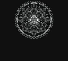 Sacred Geometry: Flower Of Life Mandala II Unisex T-Shirt