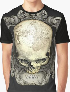Vanitas Mundi Graphic T-Shirt