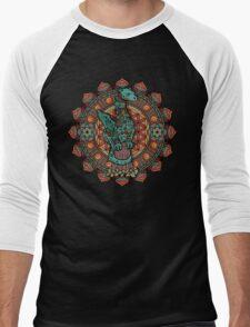 Divine Dragon Men's Baseball ¾ T-Shirt