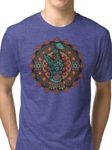 Divine Dragon Tri-blend T-Shirt