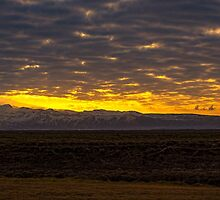 Eyjafjallajökull Sunrise Iceland 2 by Chris Thaxter