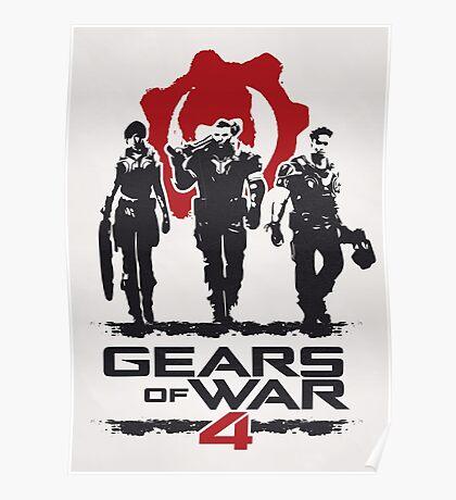 Gears Of War 4 Poster