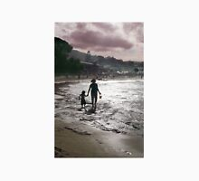 Late Afternoon on Lorne Beach Unisex T-Shirt