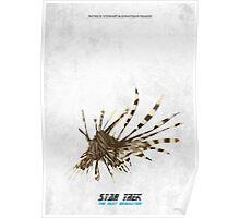 Star Trek - The Next Generation (Livingston) Poster