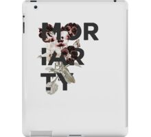 Floral Moriarty iPad Case/Skin