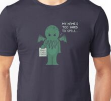 Monster Issues - Cthulhu Unisex T-Shirt