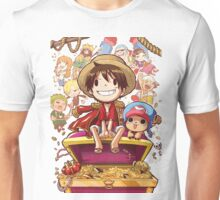 "One Piece ""cartoon"" Unisex T-Shirt"