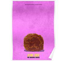 Star Trek - The Original Series (Tribble) Poster