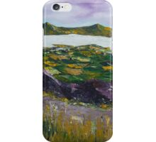 The Coastal path to Dingle iPhone Case/Skin