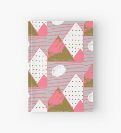 mountains Hardcover Journal
