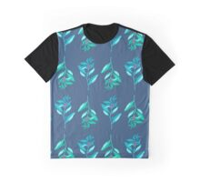Berries (pink + blue) Graphic T-Shirt