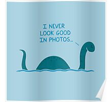 Monster Issues - Nessie Poster