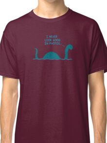 Monster Issues - Nessie Classic T-Shirt