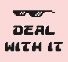 Deal With It Kids Tee
