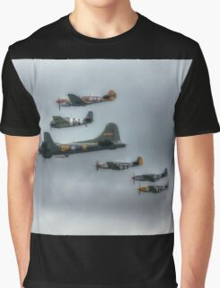 Sally B Formation Graphic T-Shirt
