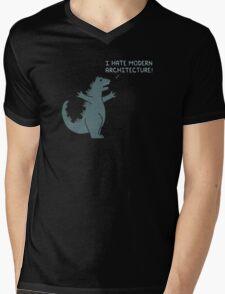 Monster Issues - Kaiju  Mens V-Neck T-Shirt