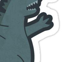 Monster Issues - Kaiju  Sticker