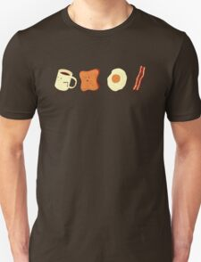 Let's All Go And Have Breakfast Unisex T-Shirt