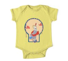 Tarot Two of Coins One Piece - Short Sleeve