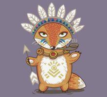 Indian fox Kids Tee