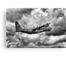 Lockheed Martin C-130 H Hercules Canvas Print