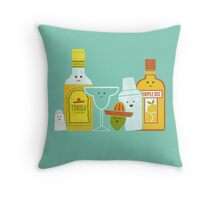 Margarita! Throw Pillow