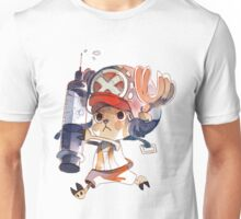 Syringe Chopper Unisex T-Shirt