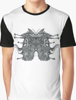 Mongrel Inkblot Graphic T-Shirt
