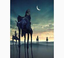 Dreams of Salvador Dali - Elephants Unisex T-Shirt