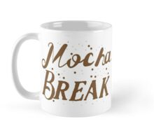 Mocha Break Mug