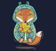 Happy fox Kids Tee