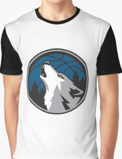 timberwolves Graphic T-Shirt