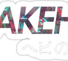 Snakehips 2 Sticker