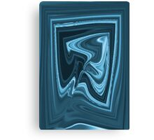 Distorted Mirrors Canvas Print