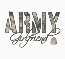 Army Girlfriend One Piece - Short Sleeve