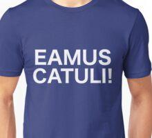 """Eamus Catuli!"" : Chicago Cubs Unisex T-Shirt"