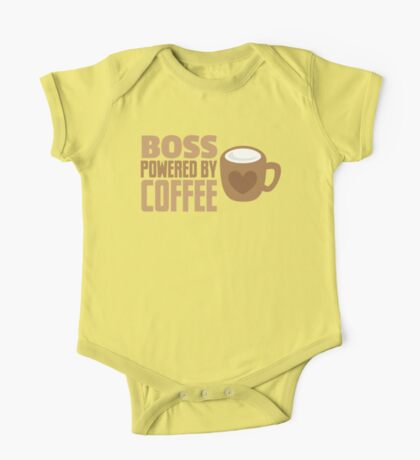 BOSS powered by Coffee One Piece - Short Sleeve